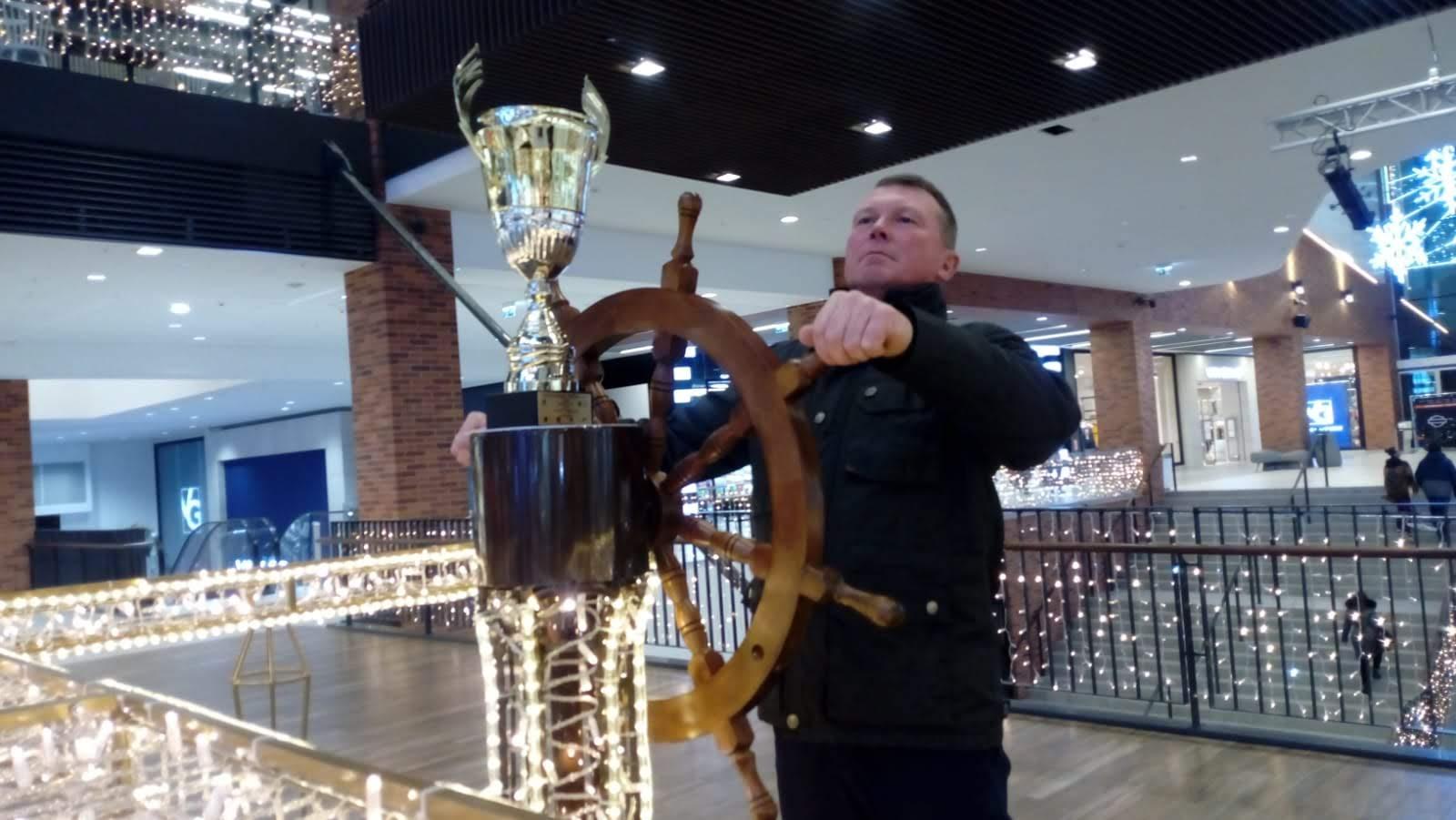 Rozdanie nagród w Pucharze Bałtyku Południowego 2019